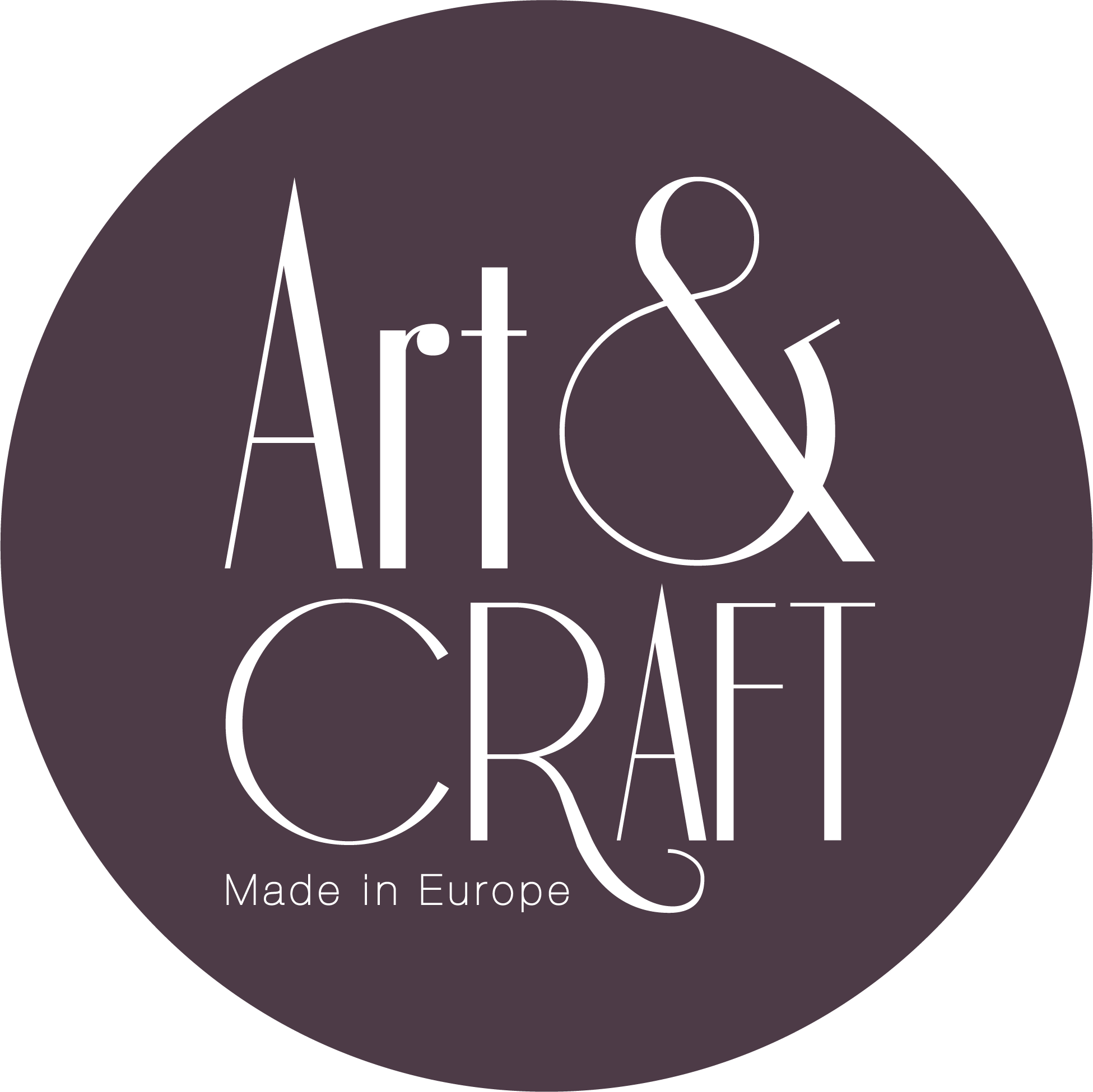 Art&Craft Made In Europe