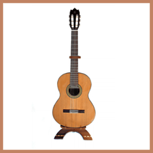 Wooden Classical Guitar Stand - Made in Italy