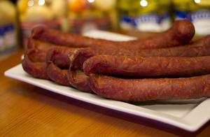 Hot Chorizo twin pack 390gm