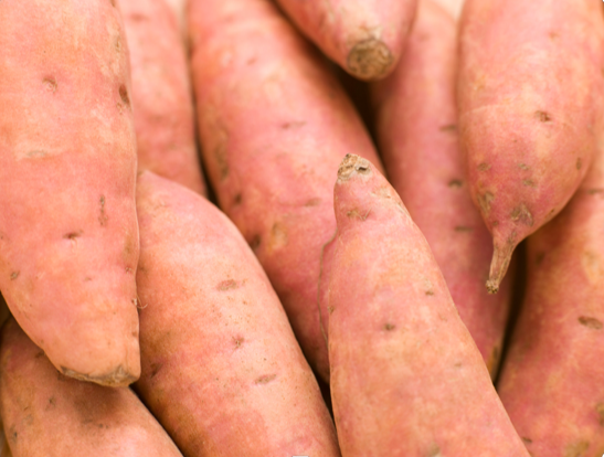 Organic Sweet Potato per kg