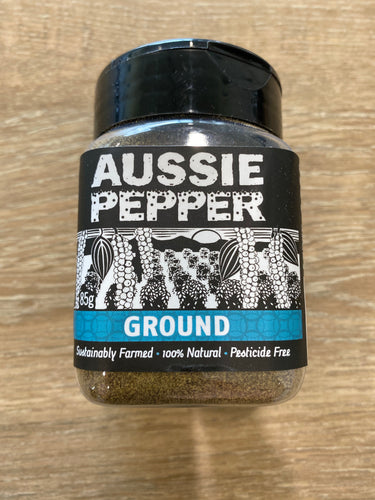 Local Ground Pepper