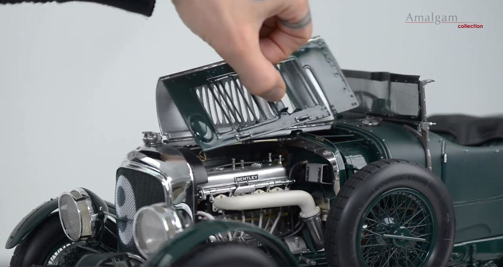 Watch the Bentley Birkin Blower Handling Video