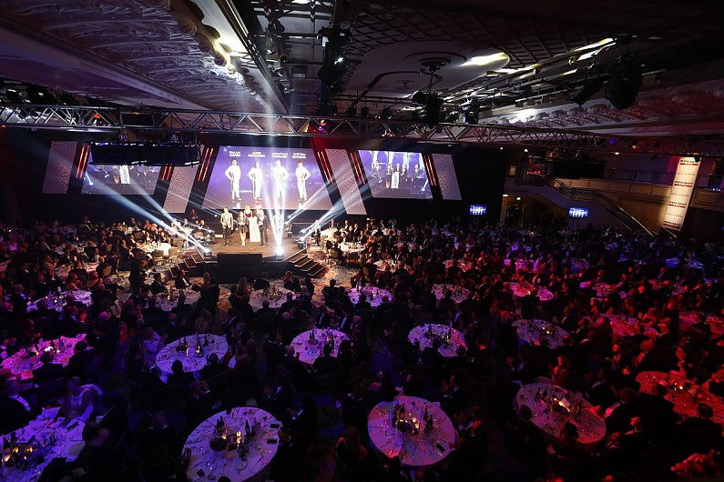 Amalgam present at Autosport Awards 2019