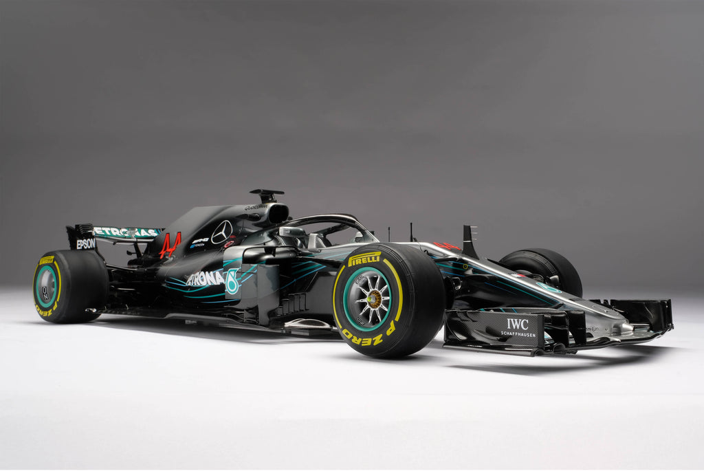 Mercedes AMG - F1 W09 EQ Power+