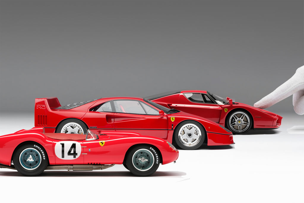Ferrari 1:18 Scale Pre-Orders Now Available