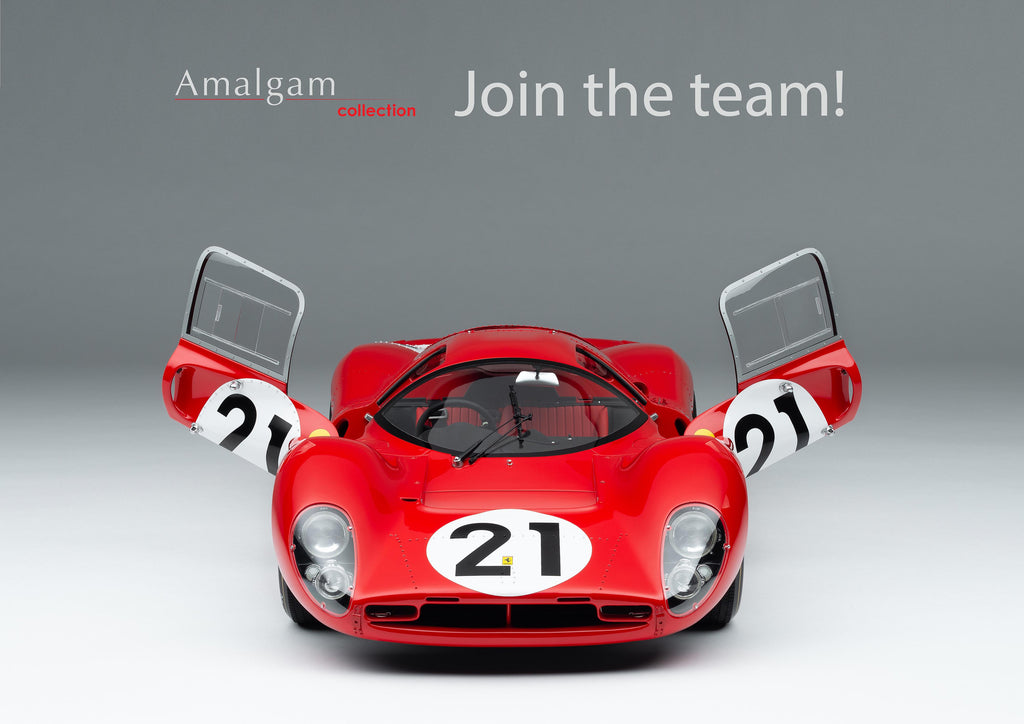 Join the Amalgam Collection team - apply now