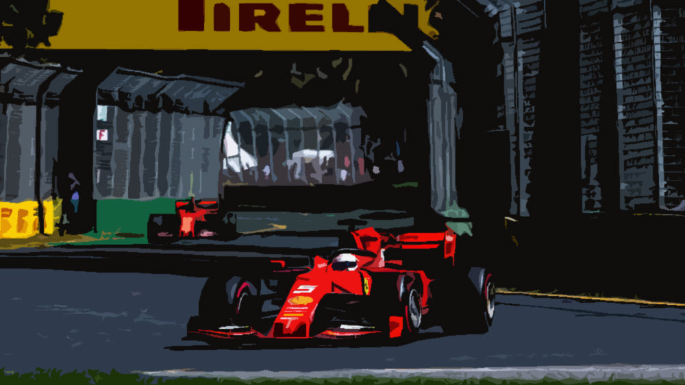 Scuderia Ferrari SF90 - Melbourne GP & First Model News