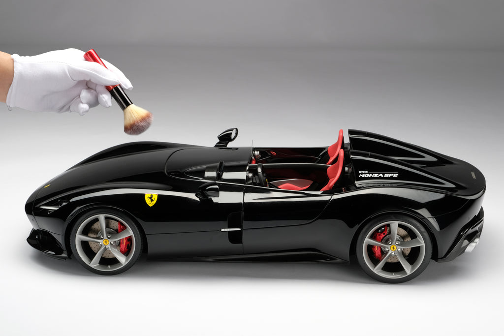 Amalgam Collection delivers first large scale model of the Ferrari Monza SP2