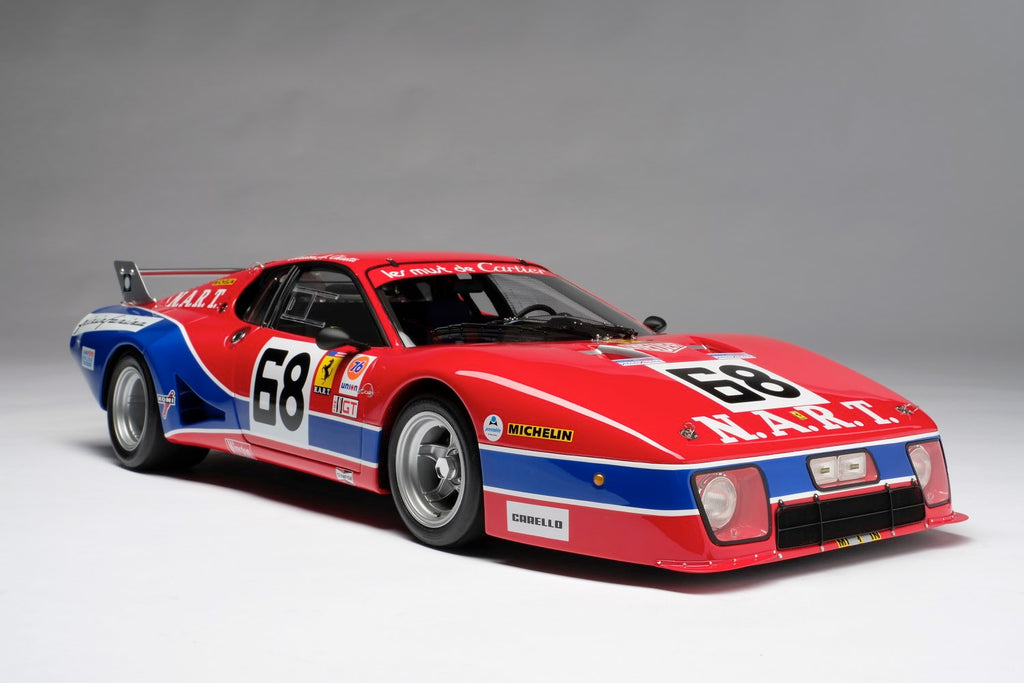 The Ferrari 512 BB LM