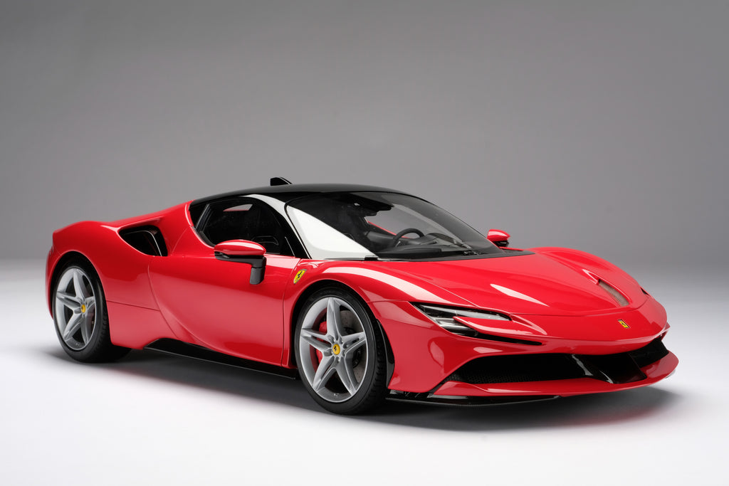 Ferrari SF90 Stradale to be released by Amalgam at 1:8 scale