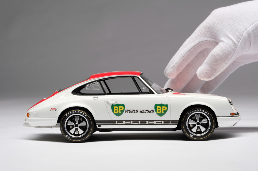 Porsche 911 Story 1:18 Collection