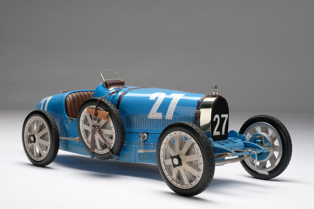 Bugatti Type 35 - Targa Florio 1926 at 1:8 scale