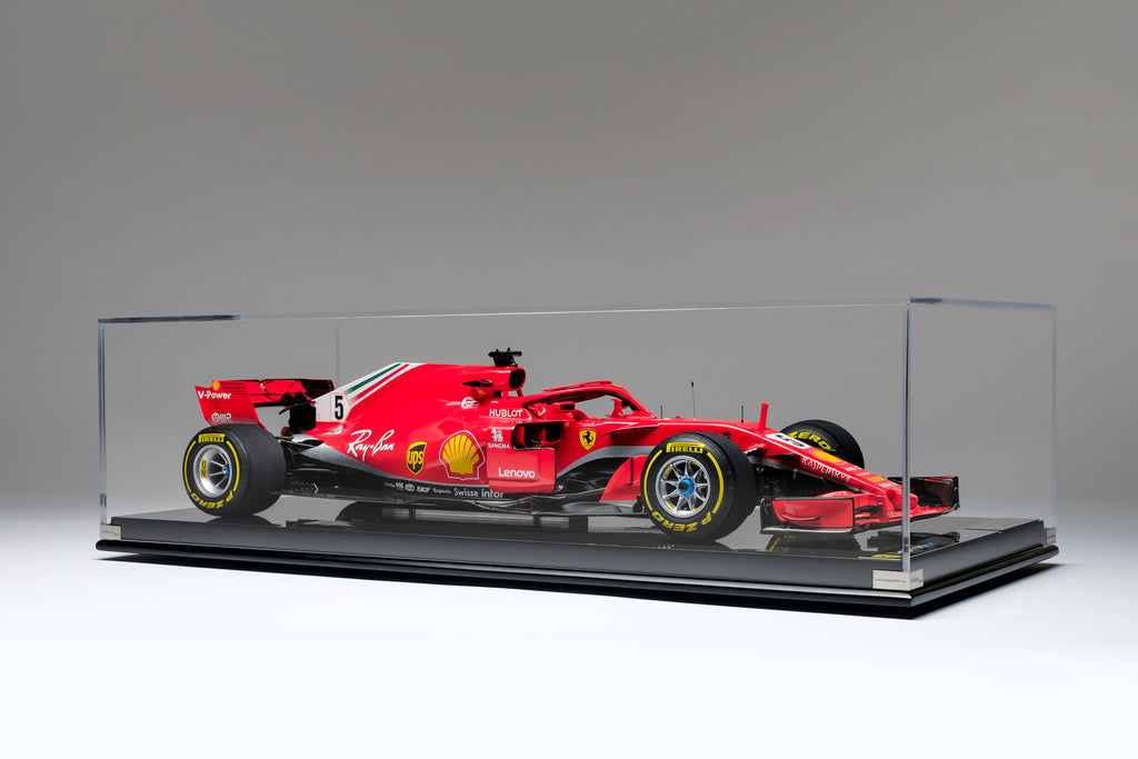 Ferrari SF71-H Model Range Launch