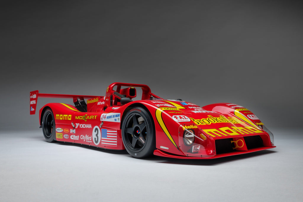 Ferrari F333SP at 1:8 and 1:18 available soon