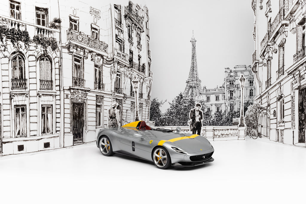 Amalgam Models Feature in Latest Official Ferrari Magazine