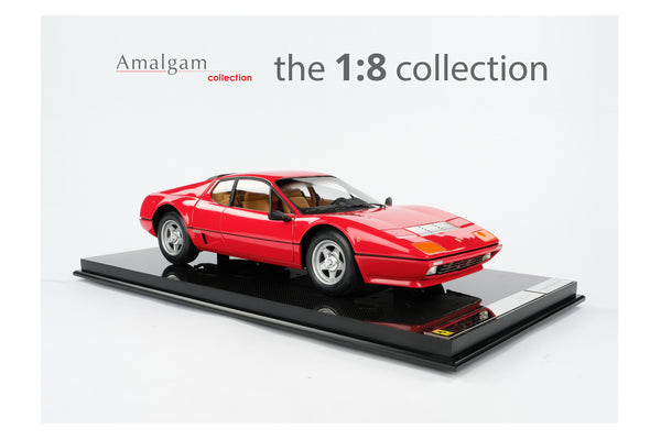 The Iconic Ferrari Berlinetta Boxer 512i at 1:8 scale