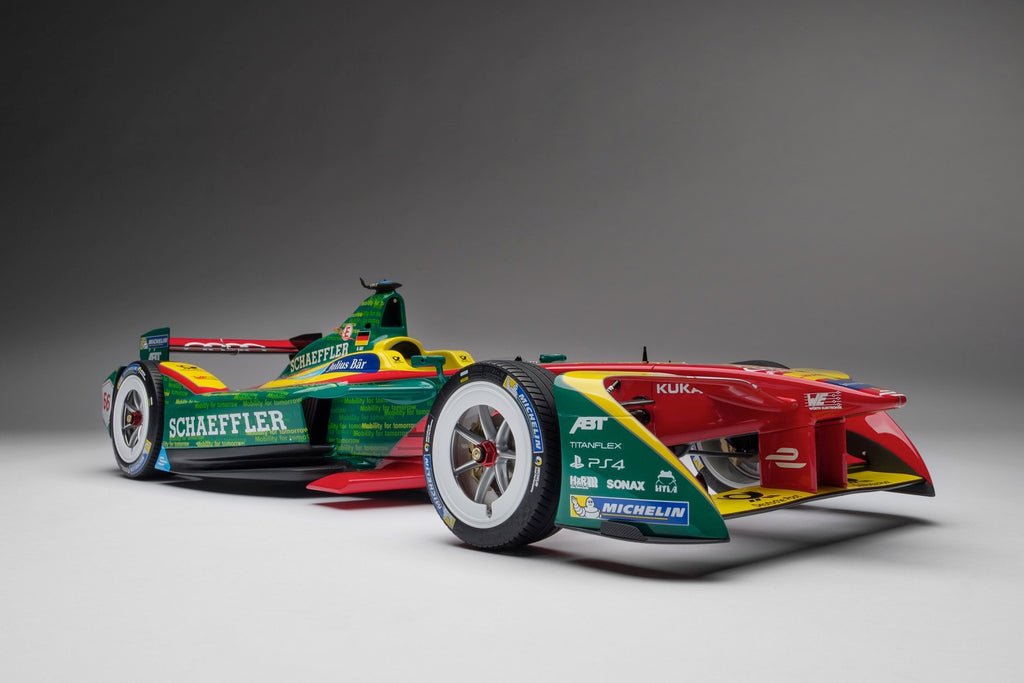 The electric era with Formula E