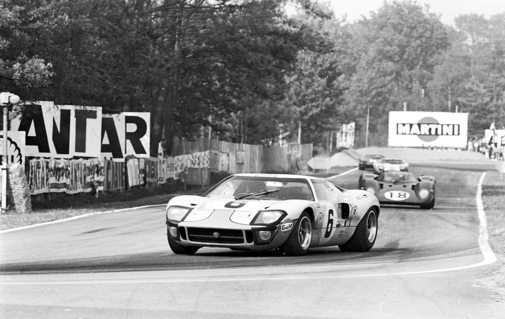 New Amalgam Development - Ford GT40 - 1969 Le Mans Winner