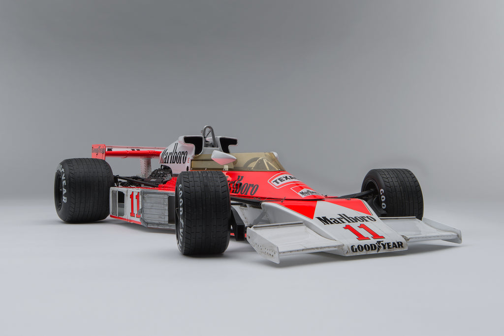 1976 MCLAREN M23D - Race Weathered