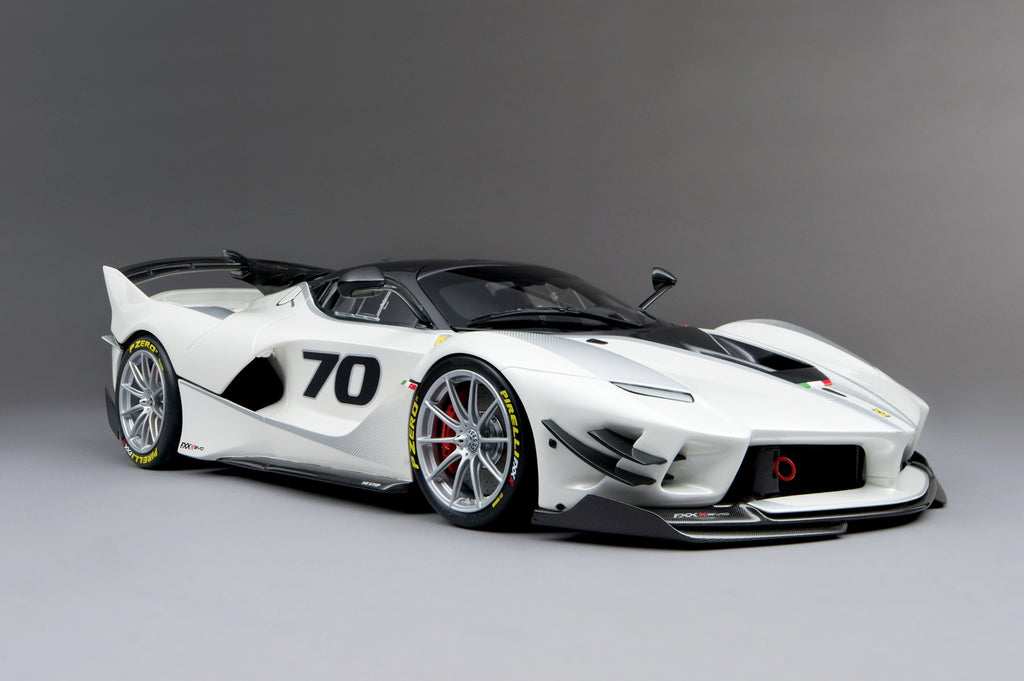 FXX-K Evo – the ultimate Ferrari