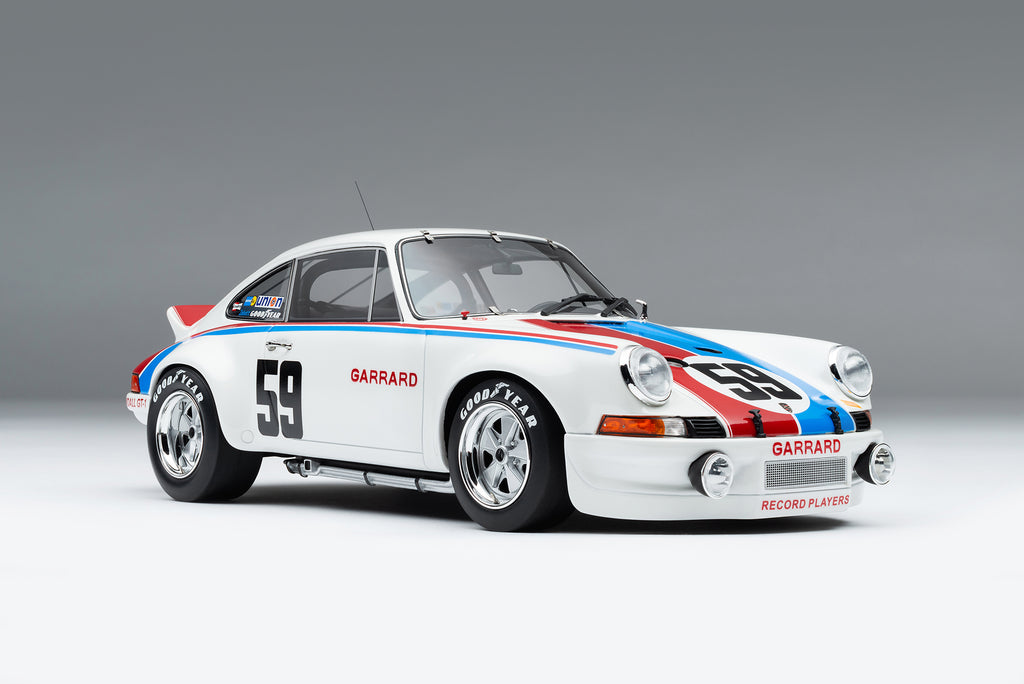 Amalgam Porsche Models feature in 'Porsche Panorama' the official publication of the Porsche Club of America
