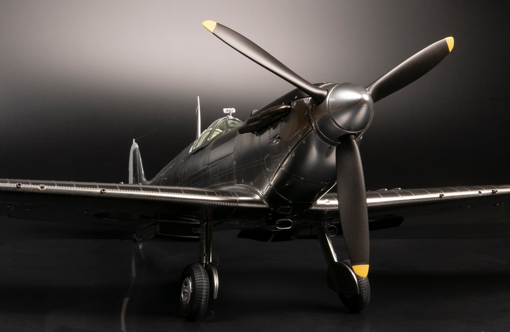 The iconic Mk1a Spitfire