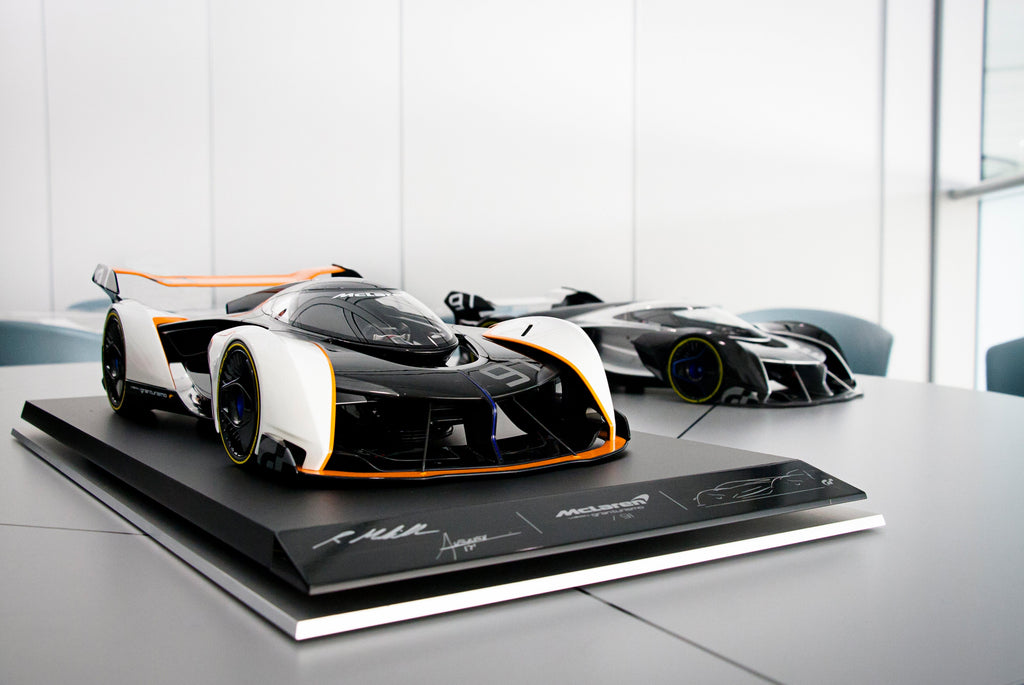 McLaren Ultimate Vision GRAN TURISMO at 1:8 scale