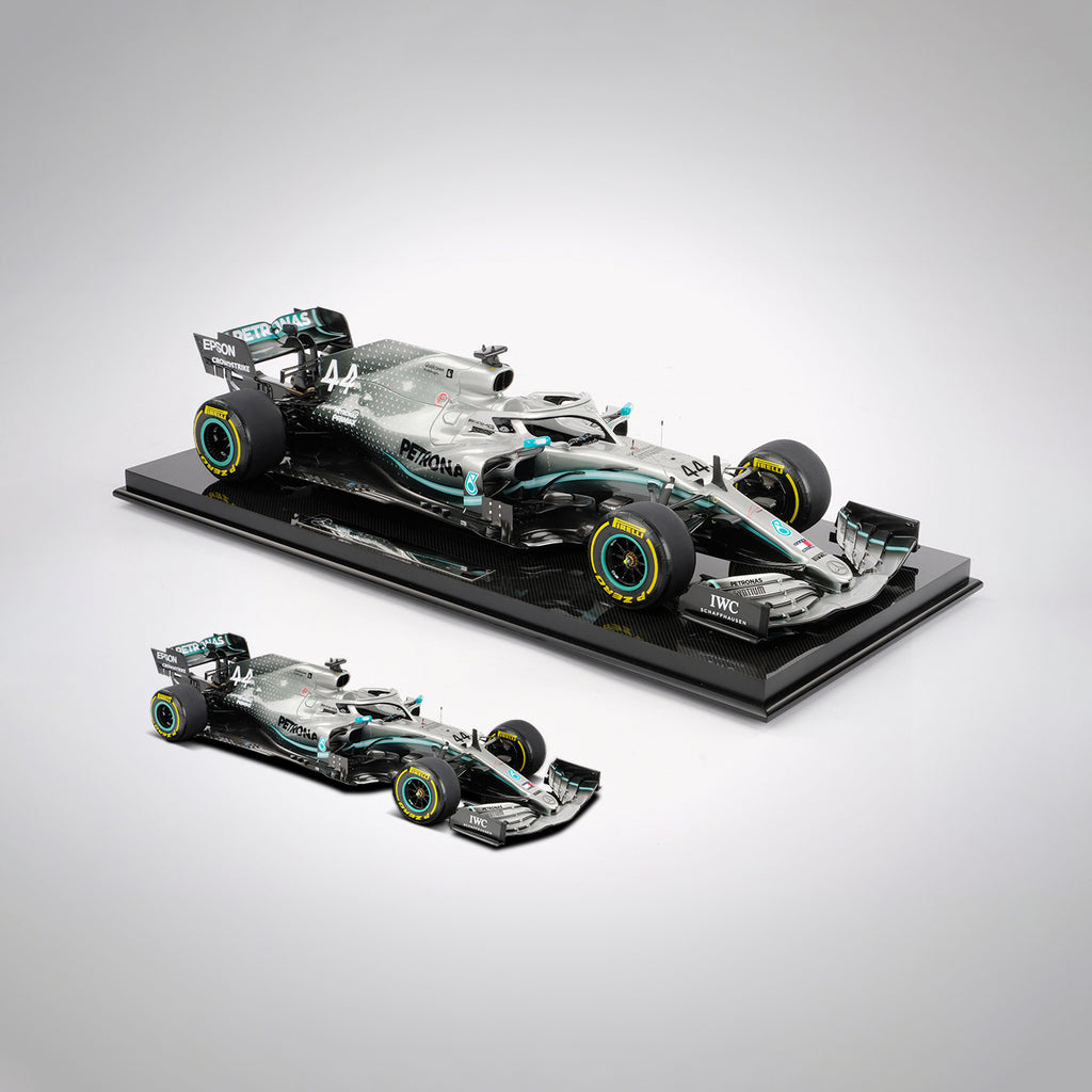 Mercedes AMG Petronas W10 EQ Power+: A Special Offer from our Partners Memento Exclusives