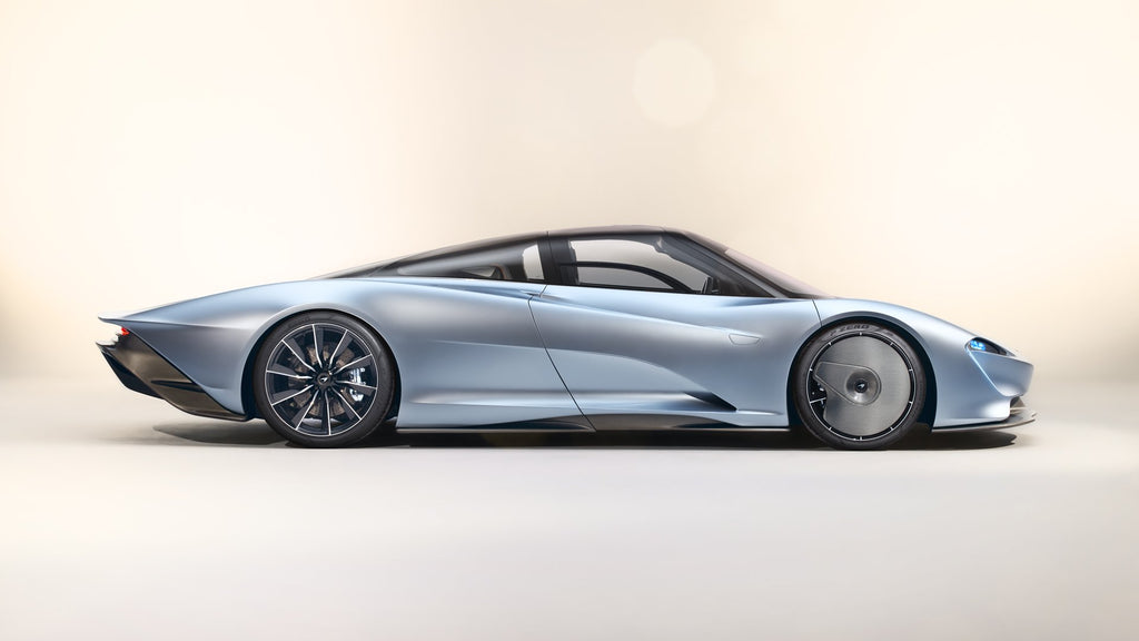 McLaren Speedtail at 1:8 scale - Register your Interest Now