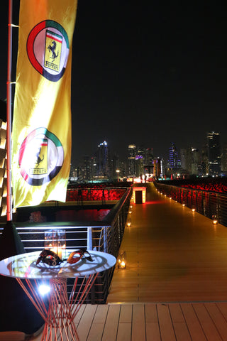 Ferrari Owners Club UAE gala dinner, One&Only, Dubai