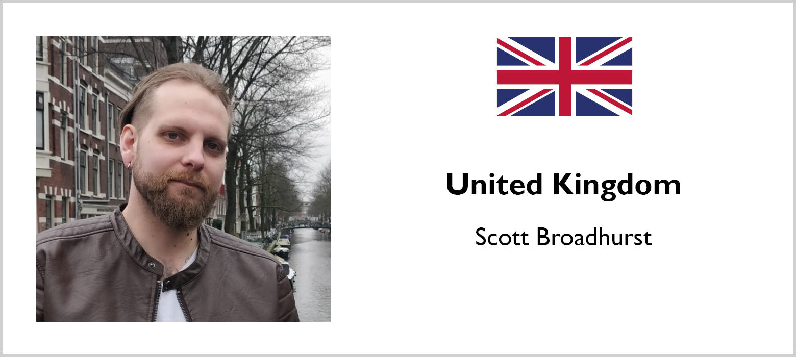 Scott Broadhurst - UK