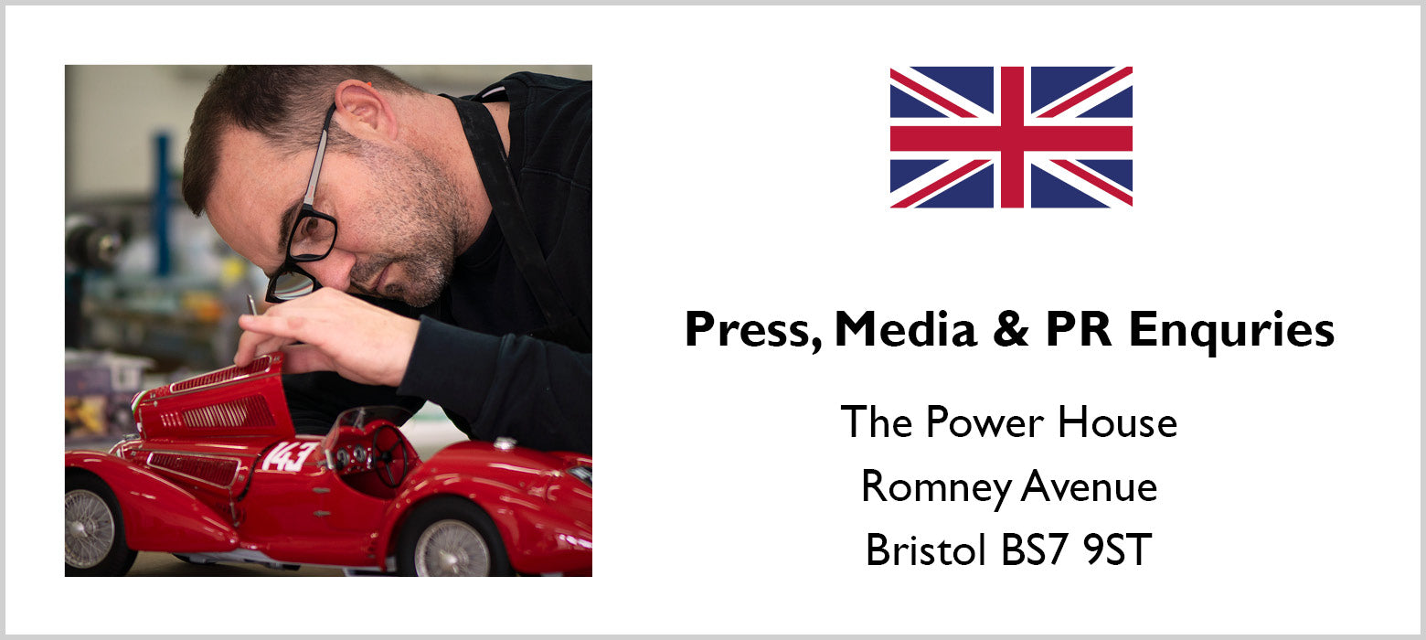 Press and Media Enquiries - UK