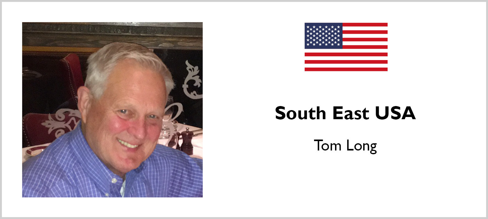 Tom Long - South East USA