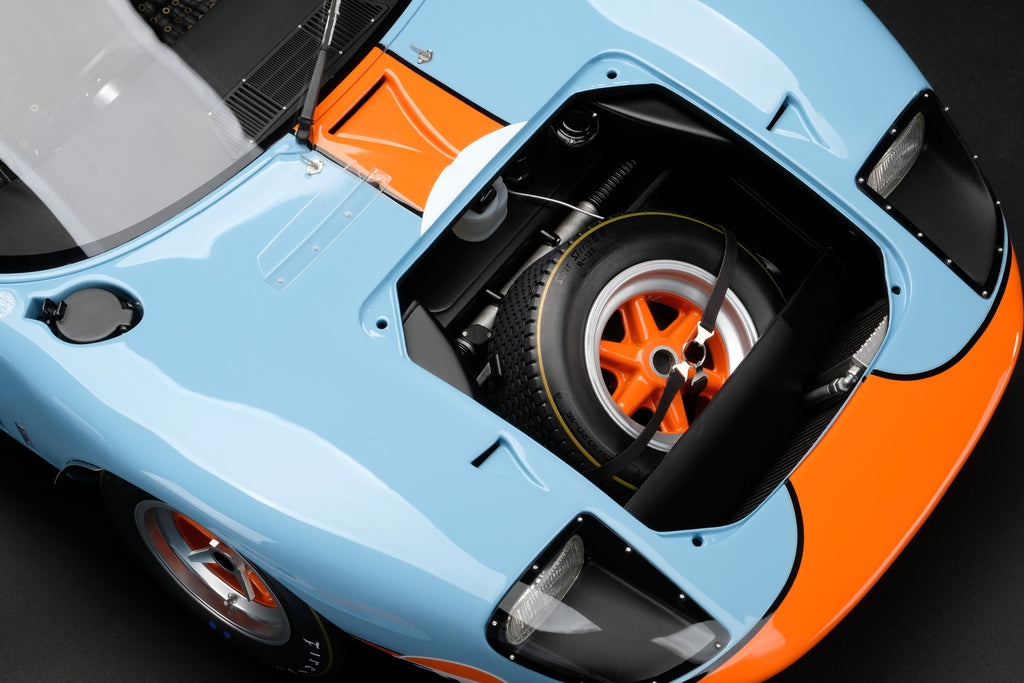 Ford GT40 at 1:8 Scale