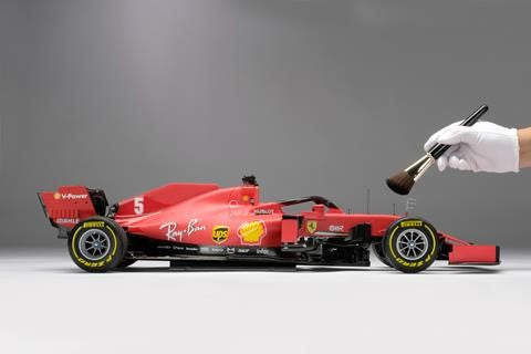 Ferrari SF1000 1:18 Scale