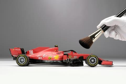 Ferrari SF1000 at 1:8 Scale