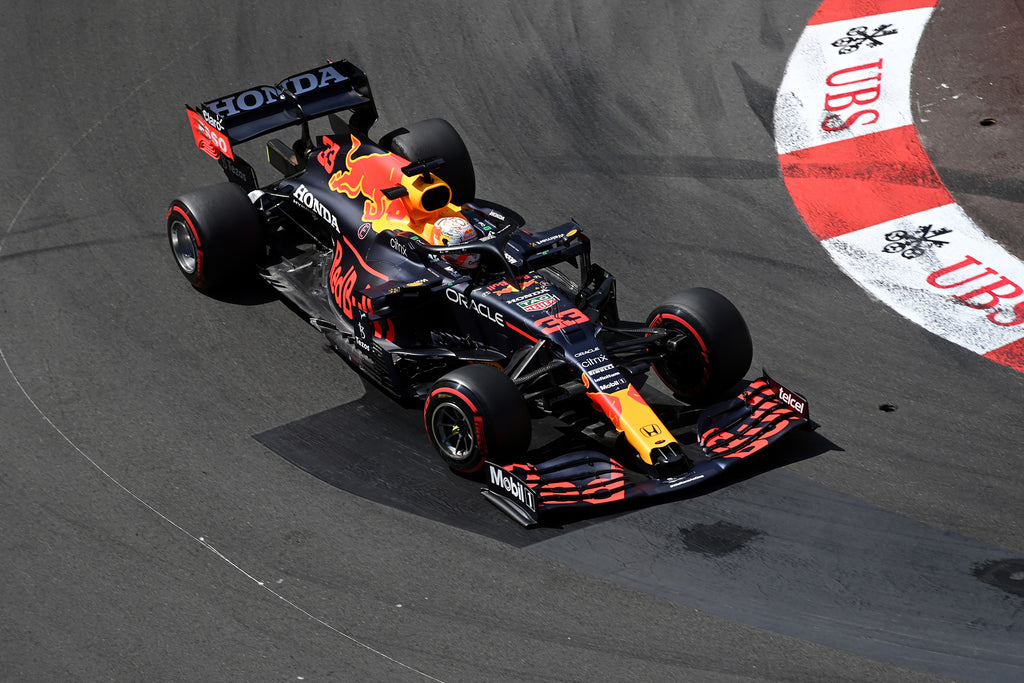 Red Bull RB16B at 1:8 Scale