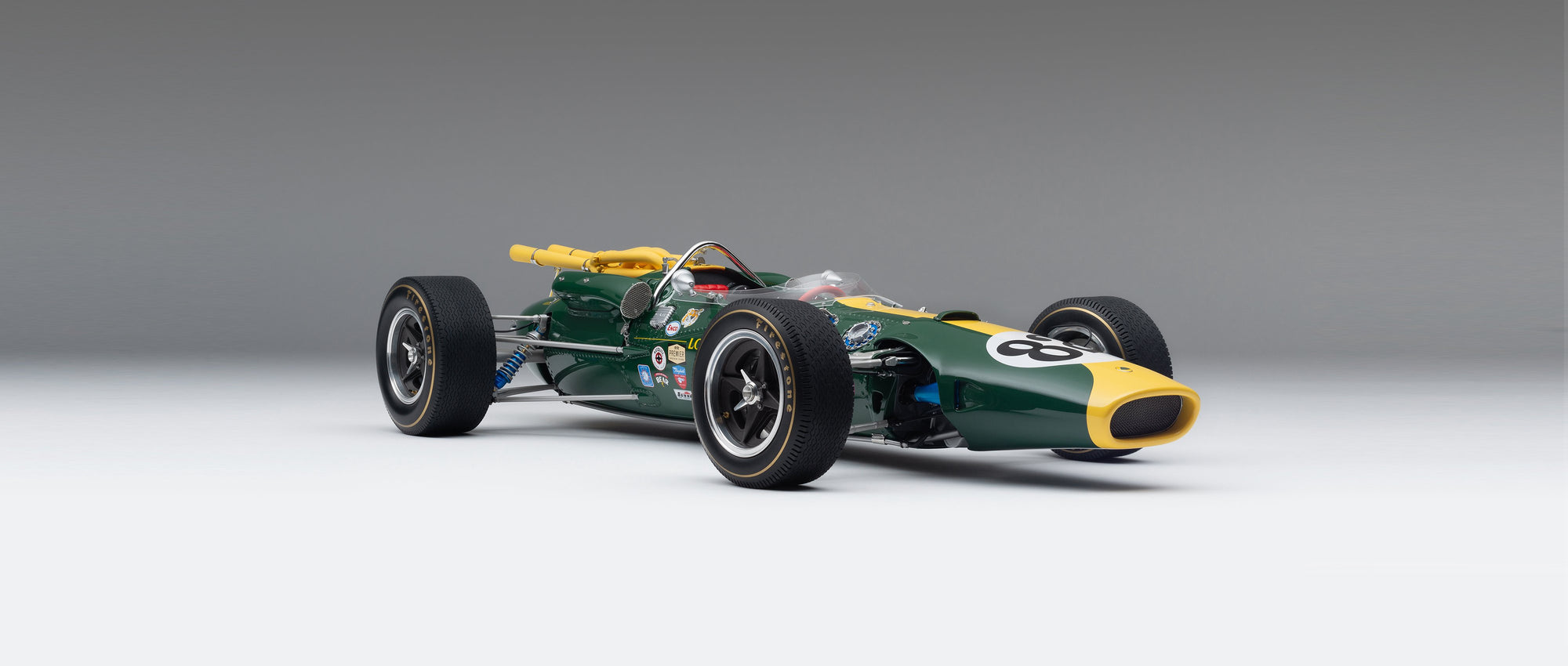 Lotus 38 - 1965 Indianapolis 500 Winner