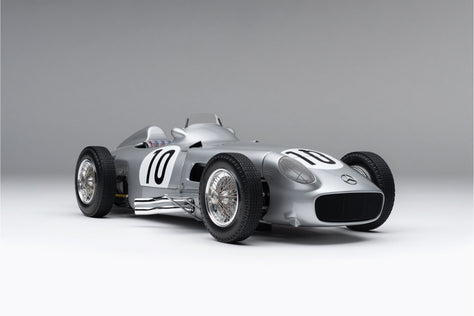 Mercedes-Benz W196 Monoposto (1955) British GP