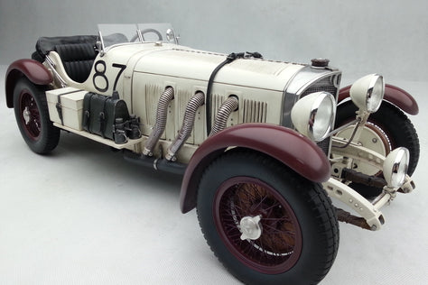 Mercedes-Benz SSKL - 1931 Mille Miglia Winner - Race Weathered