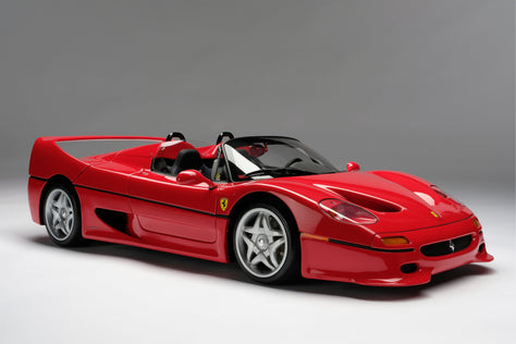 Ferrari F50 - US Version