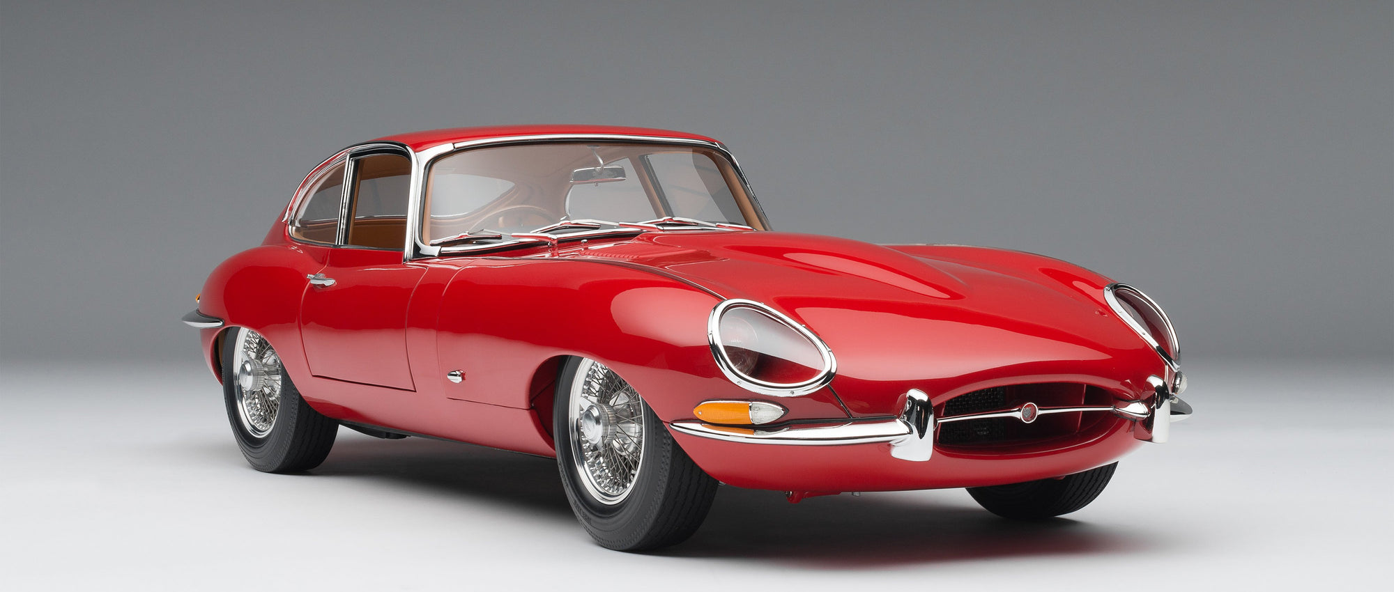 Jaguar E-type - 1961 Series 1 - 3.8 Coupé