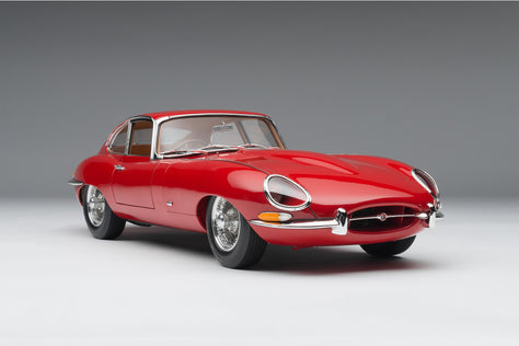 Jaguar E-type Series 1 Coupe (1961)
