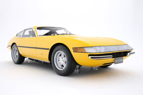Ferrari 365 GTB/4 (1968) Daytona US Version