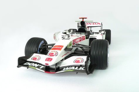 Honda F1 RA106 (2006) Hungarian GP Winner - Button