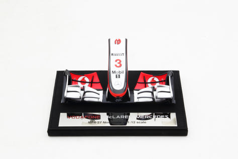 McLaren MP4-27 (2012) Nosecone - Button