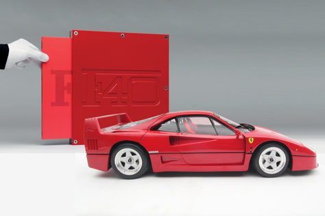 Ferrari F40 – Edition of 5 with R&T book