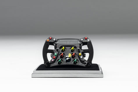 Brawn BGP 001 Steering Wheel