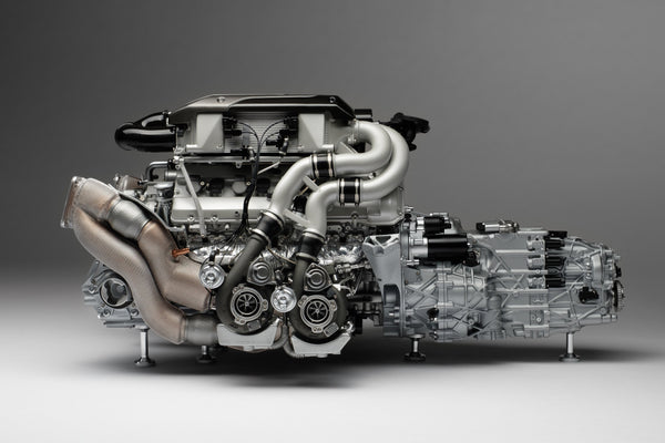 Bugatti Chiron Engine And Gearbox Amalgam Collection