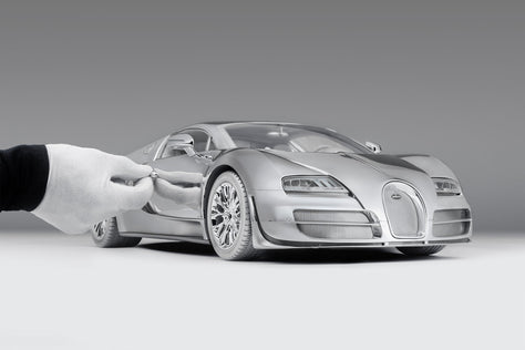 Bugatti Veyron 16.4 Super Sport - Chrome Edition